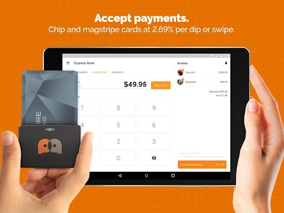 PayAnywhere Credit Card Reader- screenshot thumbnail