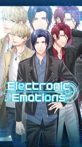 Electronic Emotions : Romance Otome Game Screenshot