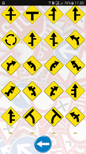 Road Signs in Australia - náhled