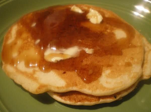 Perfect Pancake Syrup