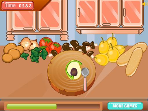 無料休闲Appのイタリアブルスケッタの料理ゲーム|記事Game