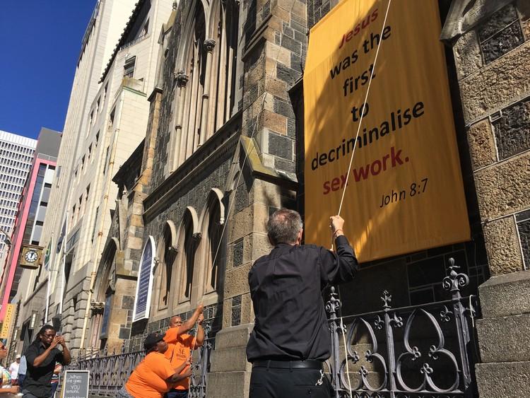 Cape Town church calls for decriminalisation of sex work