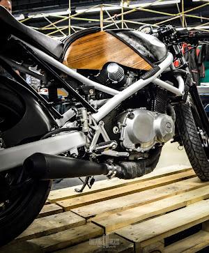 préparation cafe racer moto paris rides mode de vie