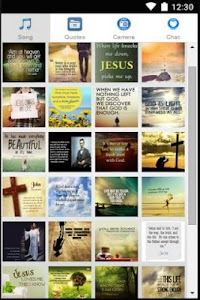 Christian Chat & Song screenshot 1