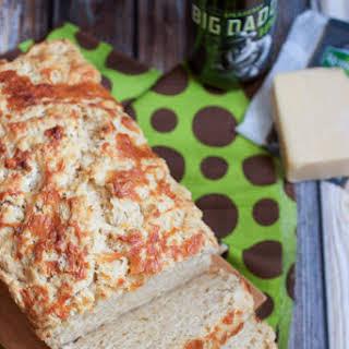 Beer and Irish Cheese Bread.