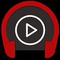 Crimson Music Player - MP3, Lyrics, Playlist icon