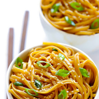 Hot Sesame Noodles Recipes