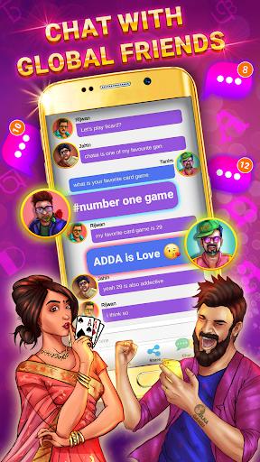 Adda : Callbreak , Rummy ,Solitaire & 29 Card Game 10.0 screenshots 7