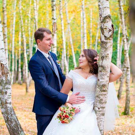 Wedding photographer Tatyana Manyuta (Manyuta). Photo of 09.10.2017