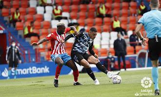 Las imágenes del debut de Almería 20-21
