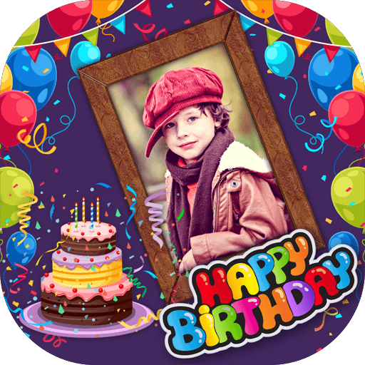 Happy Birthday Frames : Free Birthday Photo Frames