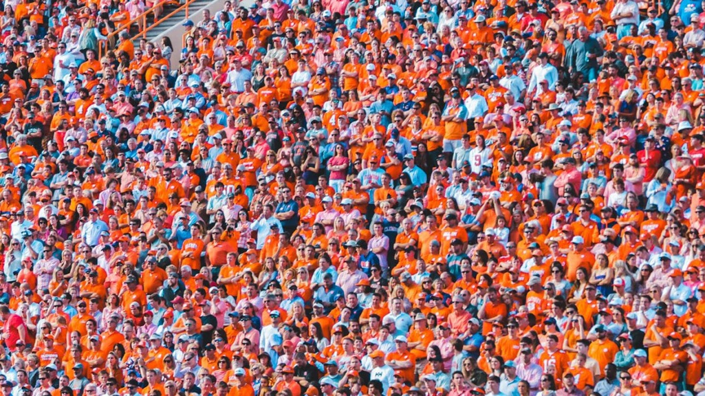 All In: The Clemson Football Family