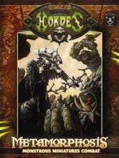 HORDES: Metamorphosis (soft cover)
