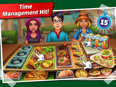 COOKING CRUSH: Cooking Games Craze & Food Games 10
