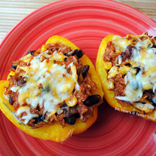 Vegetarian Stuffed Peppers With Rice Recipes
