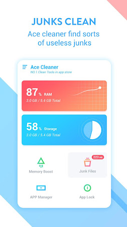 Ace Cleaner (Boost & Optimize) 1.1.9 screenshot 615039