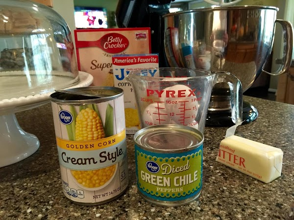 Sweet Corn Cake Recipe