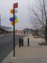 Photo: Going to a birthday party in Red Hook! Look, I think it's over there...