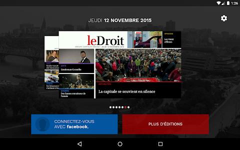 Le Droit screenshot 10