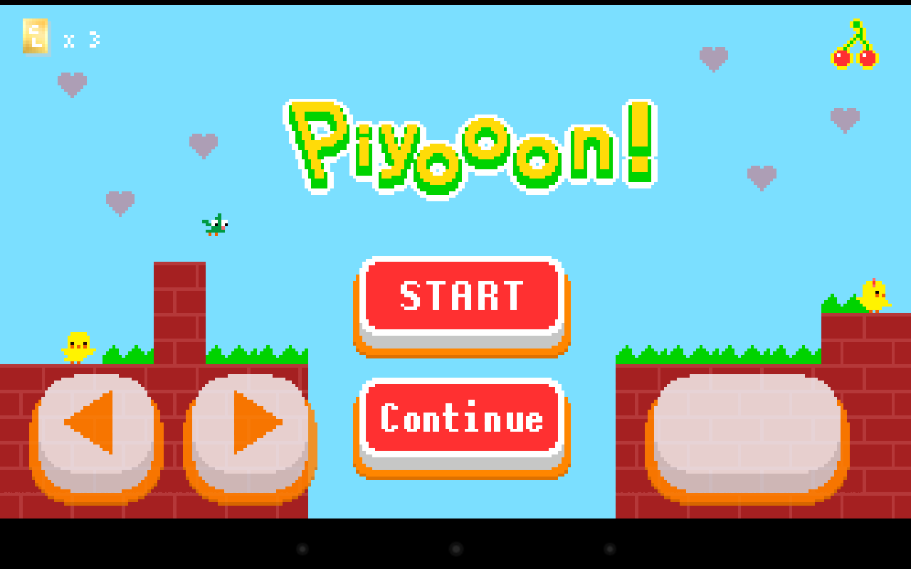 Piyooon!- screenshot