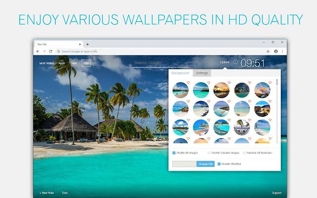 Maldives Wallpaper HD Maldives Island New Tab