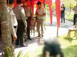 Kakek renta ditemukan meninggal di Alun-alun Ngawi