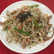 Chicken Fried Udon