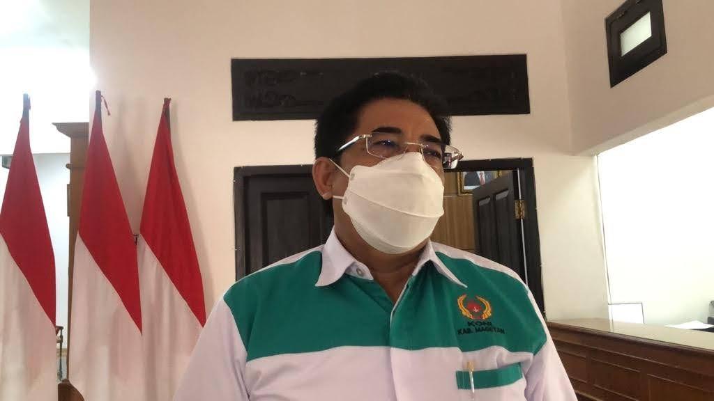 Pelaksnaan ISSI Tahun 2021 Jawa Timur Magetan Jadi Panitia