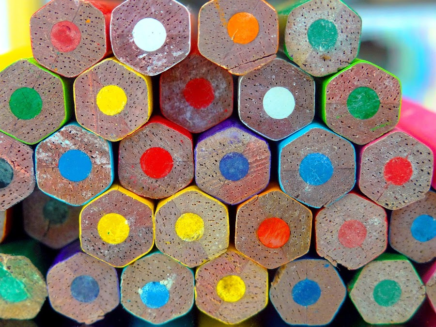 color logs by Asif Bora - Artistic Objects Education Objects (  )