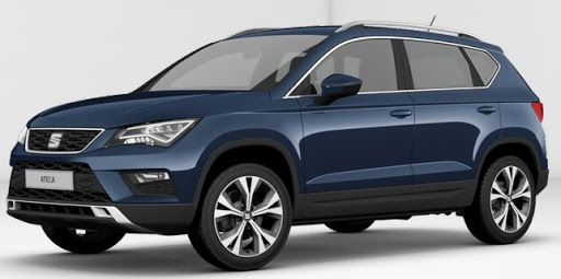 seat ateca car leasing