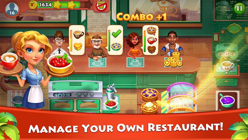 Cooking Town u2013 Restaurant Chef Game 1.7.0 screenshots 1