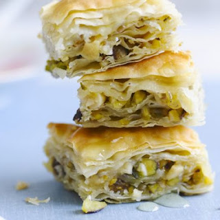 Greek Pastries Recipes