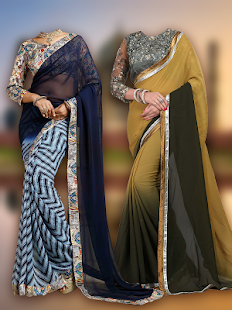 Women Saree Photo - náhled