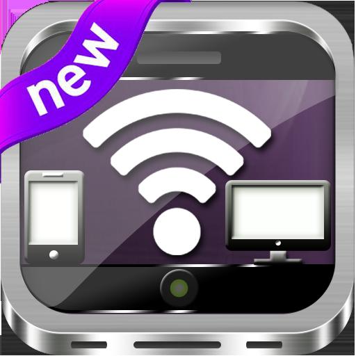 免費的無線網絡文件傳輸 工具 App LOGO-硬是要APP