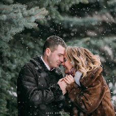 Wedding photographer Anna Rudanova (rudanovaanna). Photo of 07.01.2018