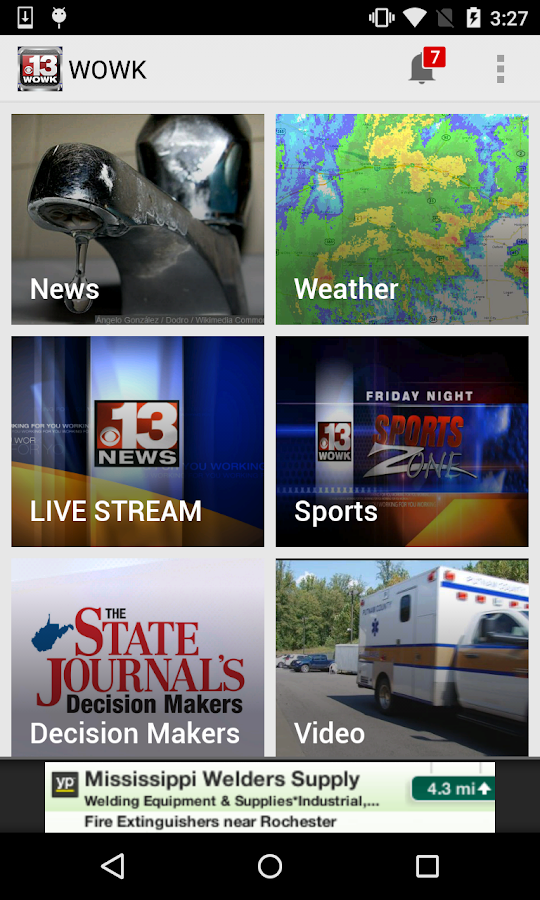 WOWK-TV 13 News- screenshot