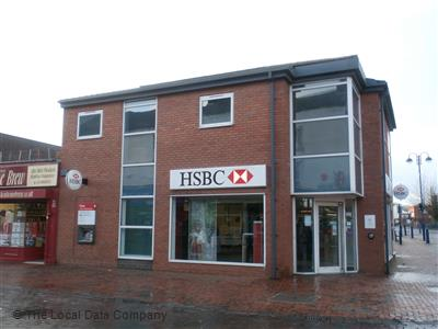 HSBC on High Street - Banks & Other Financial Institutions in