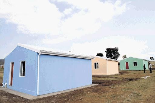 JONNY STEINBERG: Black housing edged out by white suburbanites