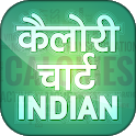 Indian Calorie Chart In Hindi icon
