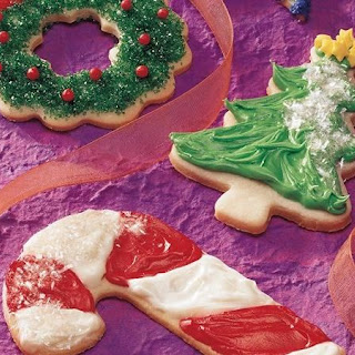 Betty's Best Sugar Cookies.