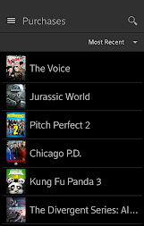 Xfinity Stream APK screenshot thumbnail 3