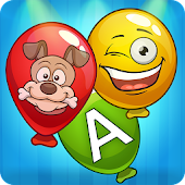 Balloon Pop 🎈 - educational game for Kids