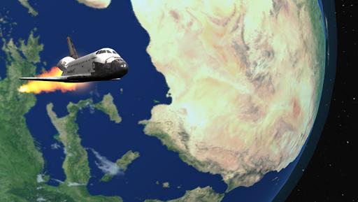 Space Shuttle Simulator Free 1.0.1 screenshots 1