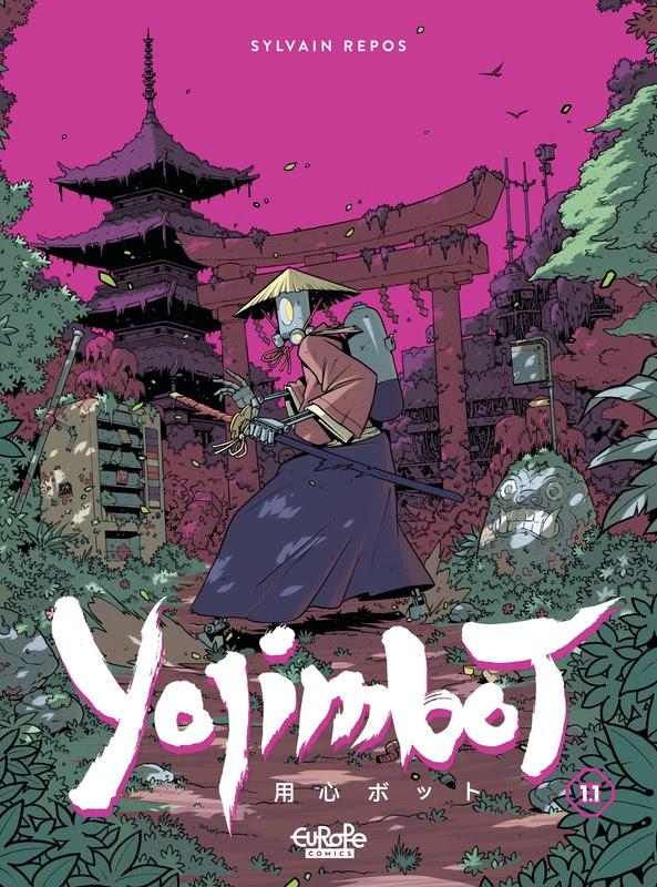 Yojimbot (2021) - complete