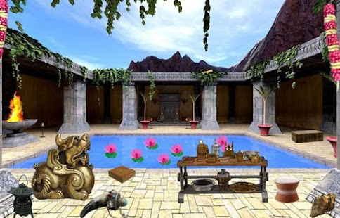 Escape Games - Japanese Temple - náhled