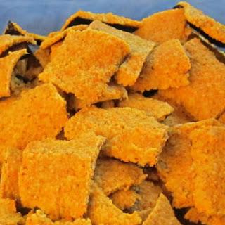 Nori Seaweed Snack.