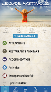 The guide Martinique- screenshot thumbnail