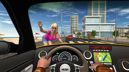 Taxi Game Free - Top Simulator Games APK screenshot thumbnail 2
