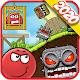 Red Hero 4: Bounce Ball Vol3