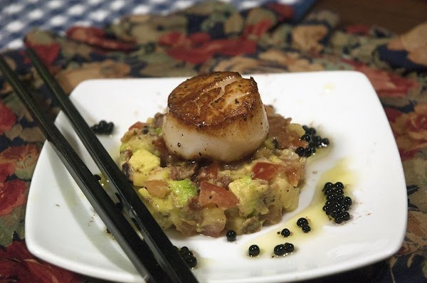 Add a scallop to the top, and some decoration.